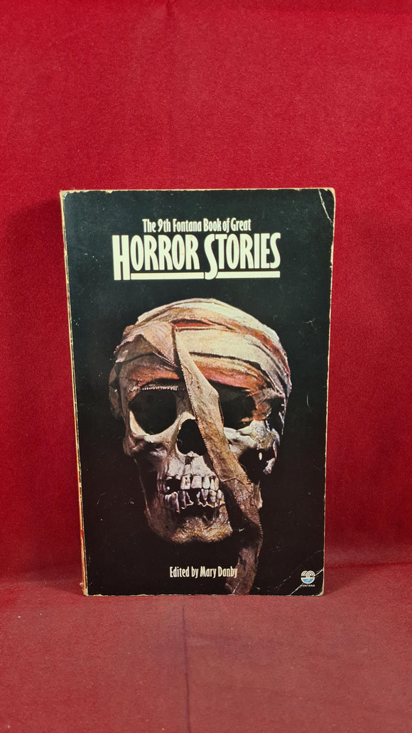 Mary Danby -Horror Stories, Collins, 1975, First Edition, Paperbacks, William Wilkie Collins