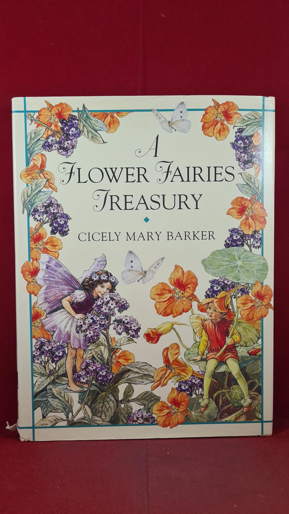 Cicely Mary Barker - A Flower Fairies Treasury, Frederick Warne, 1997, First Edition