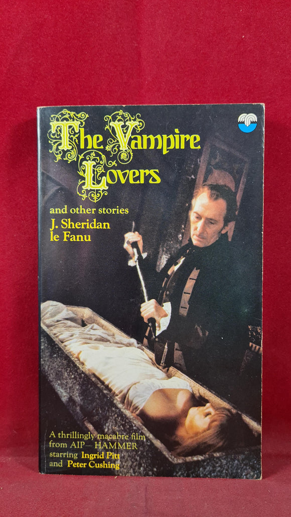 J Sheridan le Fanu -The Vampire Lovers & other stories, Fontana Books, 1970, Paperbacks