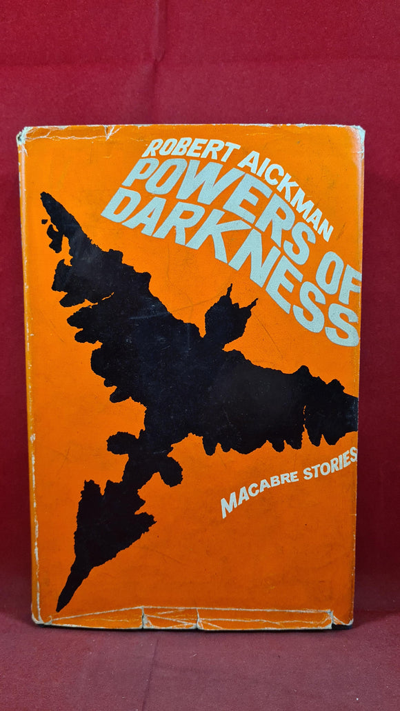 Robert Aickman - Powers of Darkness, Collins, 1966, First Edition