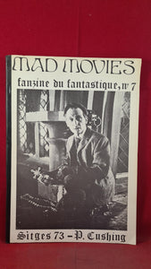 Mad Movies Fanzine du Fantastique, Number 7, January 1974, French Magazine