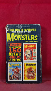 The Best from Famous Monsters of Filmland, June 1964, Paperbacks