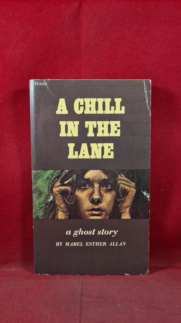 Mabel Esther Allan – A Chill In The Lane, Scholastic Book, 1974, Paperbacks