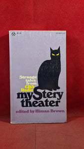 Himan Brown - Strange Tales from the CBS Radio Mystery Theater, Popular, 1976, 1st