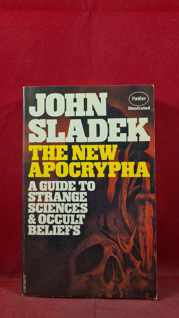 John Sladek - The New Apocrypha, Panther, 1978, Paperbacks