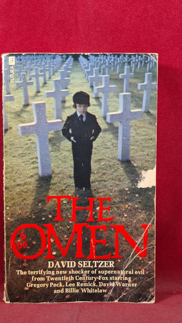 David Seltzer - The Omen, Futura, 1982, Paperbacks