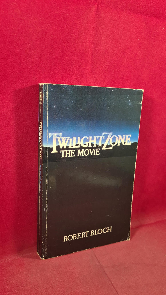 Robert Bloch - Twilight Zone The Movie, Corgi Books, 1983, First GB Edition, Paperbacks
