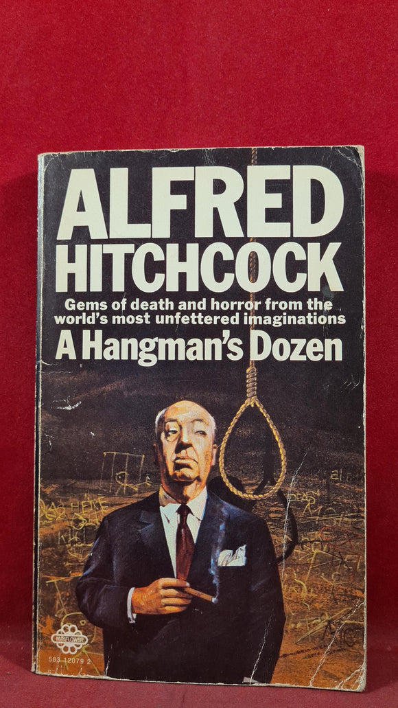 Alfred Hitchcock - A Hangman's Dozen, Mayflower, 1972, Paperbacks, Richard Matheson