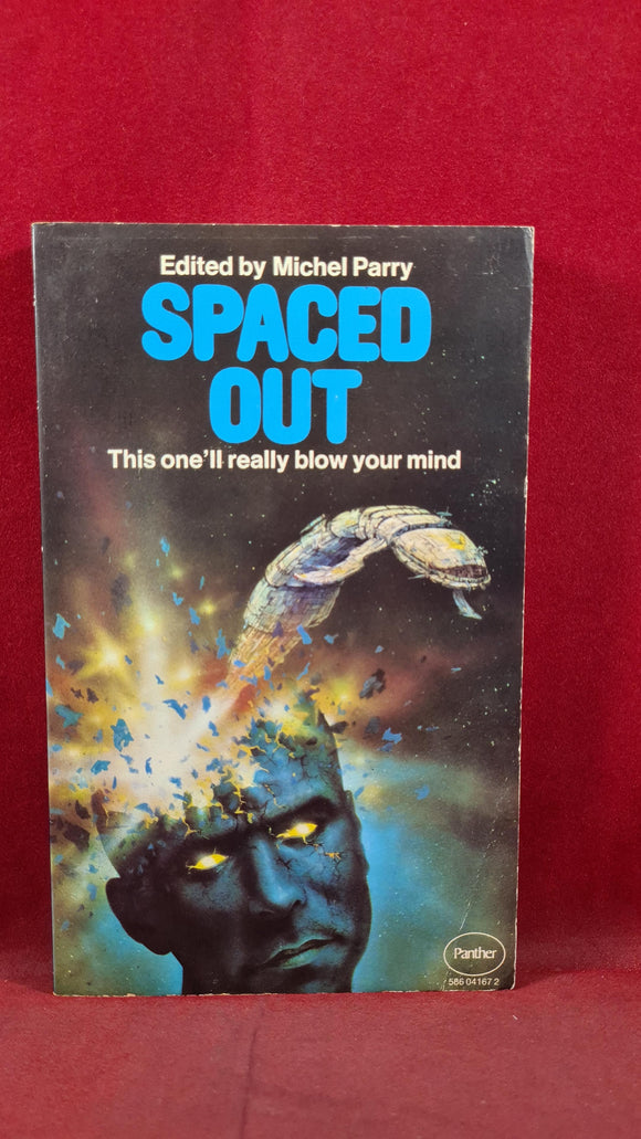Michel Parry - Spaced Out, Panther Books, 1977, Paperbacks, Carl Jacobi