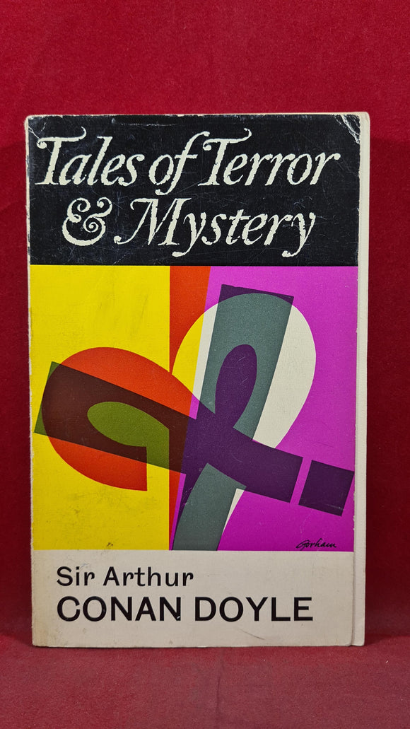 Sir Arthur Conan Doyle - Tales of Terror & Mystery, John Murray, 1963, Paperbacks