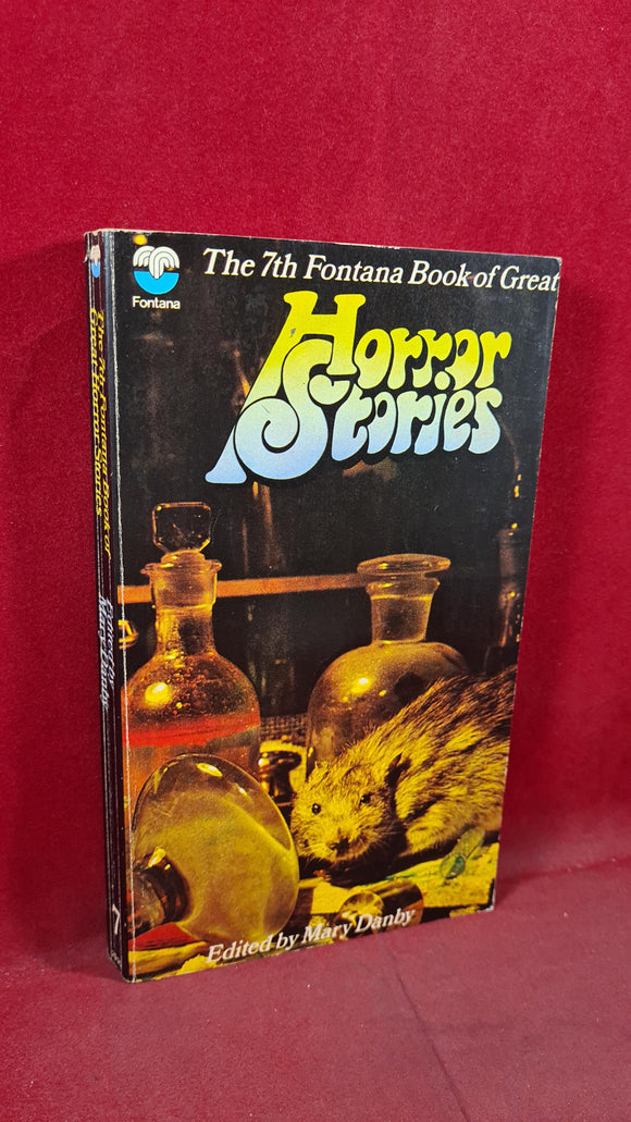 Mary Danby - Horror Stories, 7th Fontana Books, 1974, Paperbacks