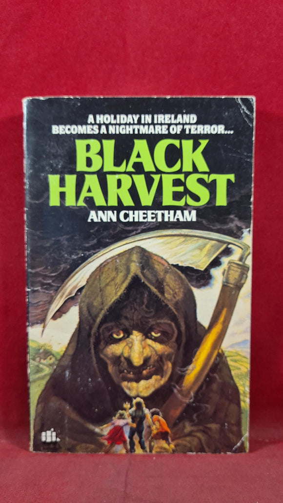 Ann Cheetham - Black Harvest, Armada, 1985, Paperbacks