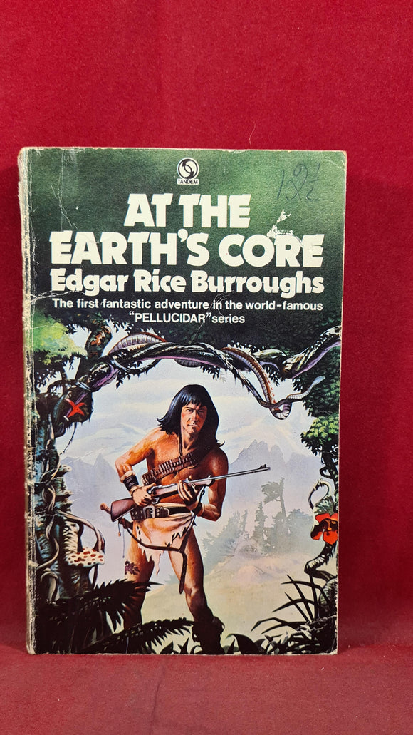 Edgar Rice Burroughs - At The Earth's Core, Tandem, 1973, Paperbacks