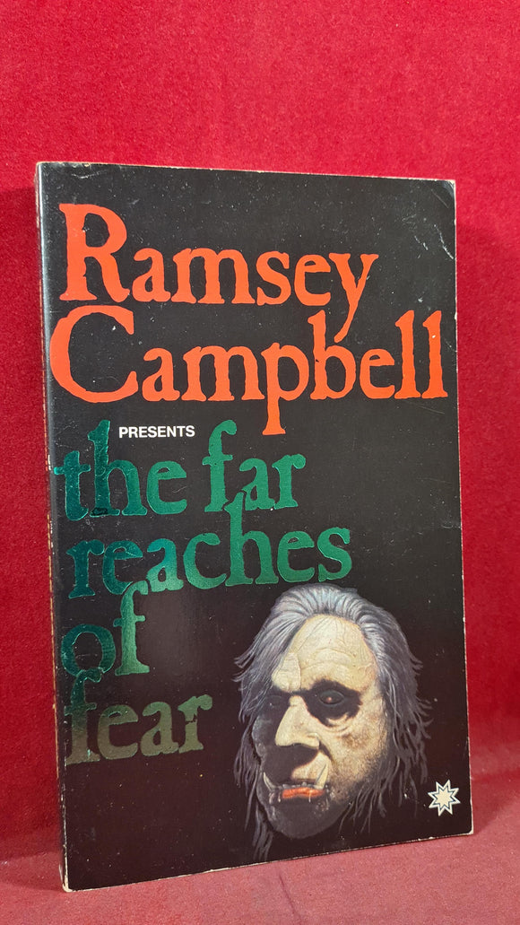 Ramsey Campbell - The Far Reaches of Fear, Star Book, 1980, Paperbacks