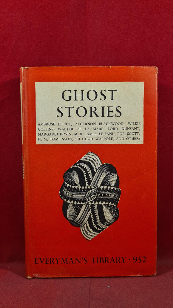 John Hampden - Ghost Stories, Dent, Everyman's Library, 1939