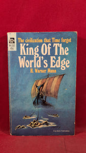 H Warner Munn - King Of The World's Edge, Ace Books, 1939, Paperbacks
