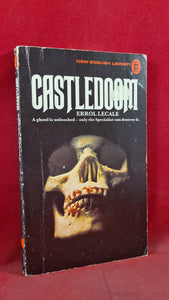 Errol Lecale - Castledoom, New English Library, 1974, First Edition, Paperbacks
