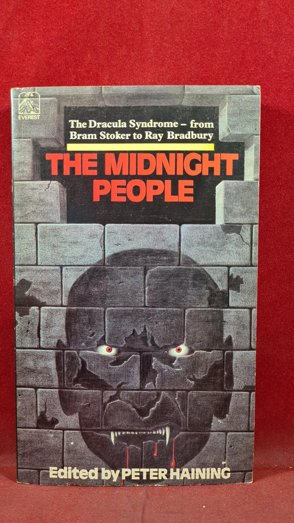 Peter Haining - The Midnight People, Everest, 1975, Paperbacks