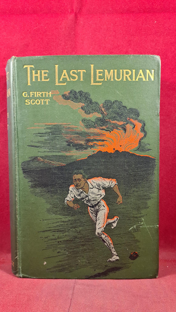 G Firth Scott - The Last Lemurian, James Bowden, 1898
