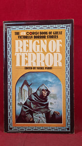 Michel Parry - Reign of Terror, 4th Corgi Book, 1978, Paperbacks, Rosa Mulholland