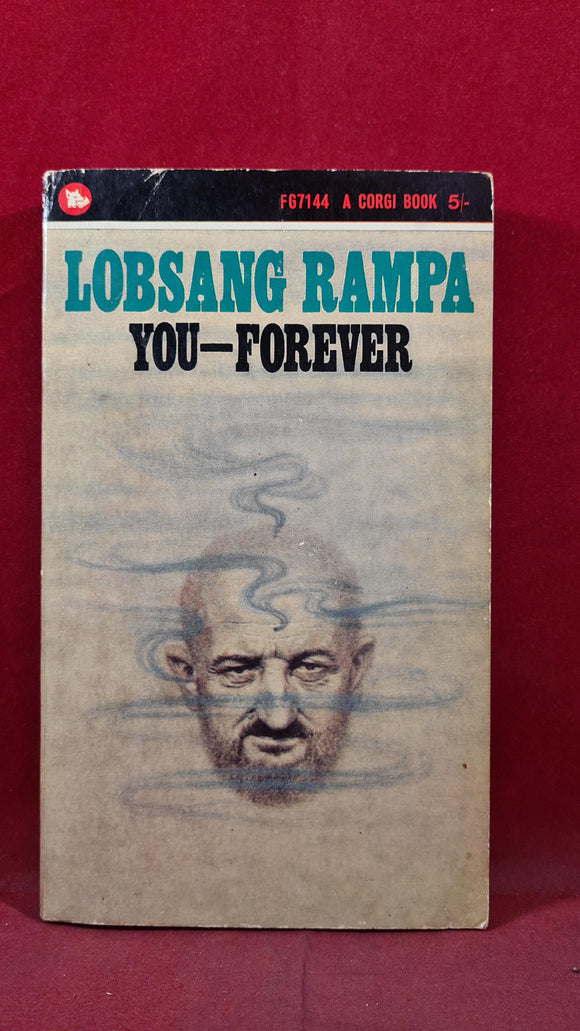 T Lobsang Rampa - You-Forever, Corgi Books, 1965, Paperbacks