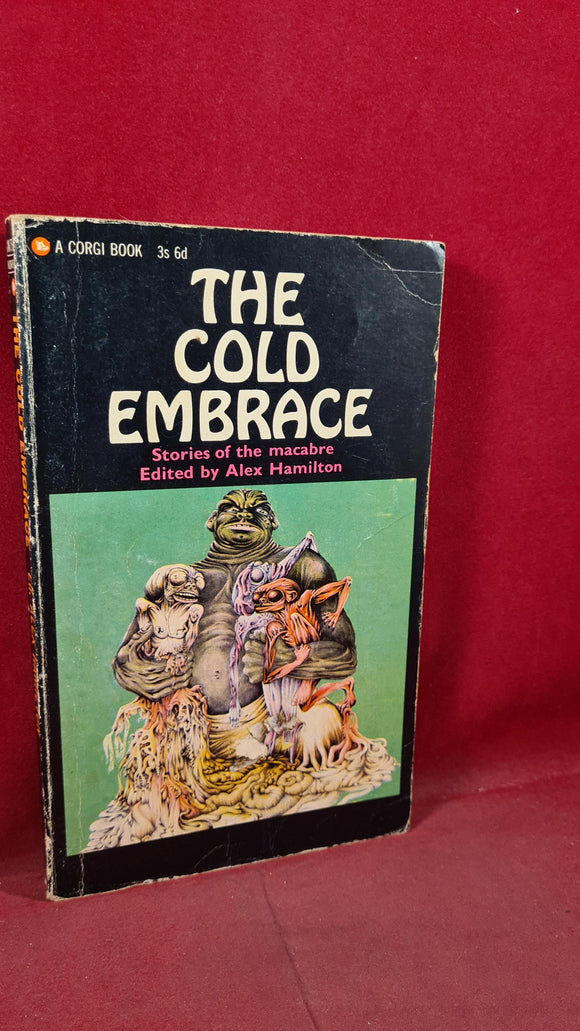 Alex Hamilton - The Cold Embrace, Corgi Book, 1966, First Edition, Paperbacks