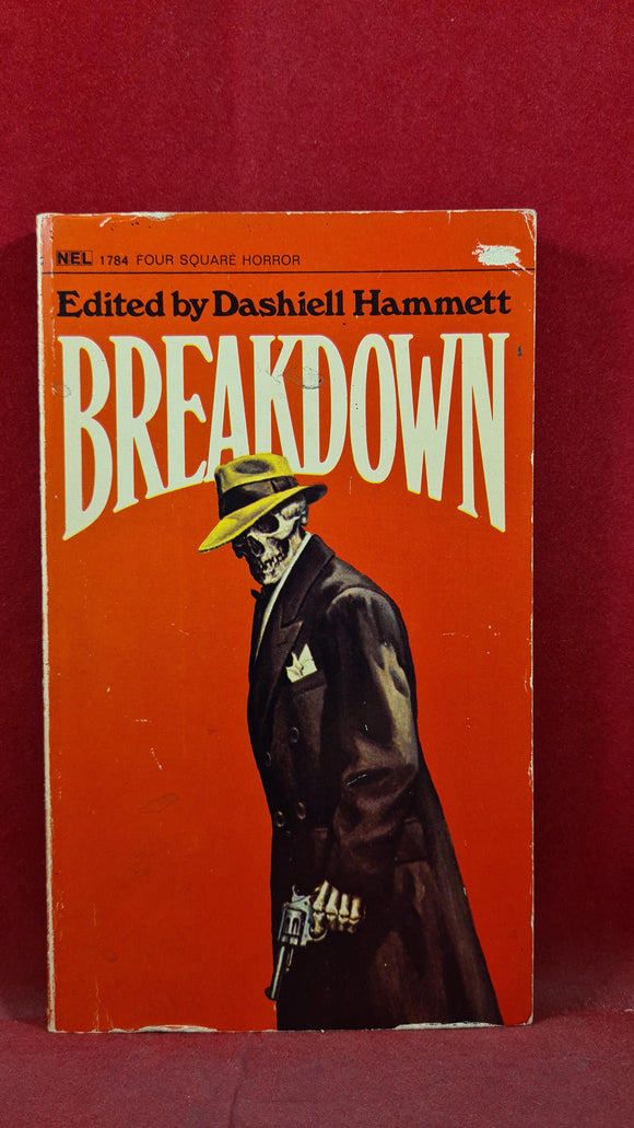 Dashiell Hammett - Breakdown, New English Library, 1968, First Paperbacks, Peter Fleming