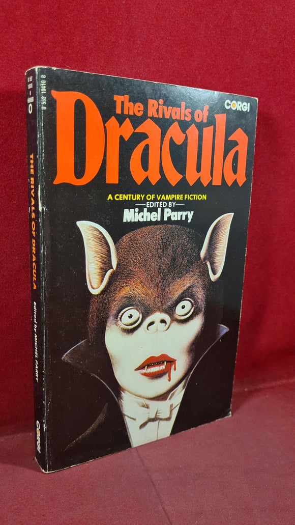 Michel Parry - The Rivals of Dracula, Corgi Books, 1977, Paperbacks