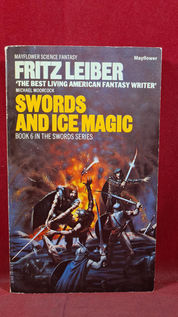 Fritz Leiber - Swords and Ice Magic, Mayflower, 1979, First UK original Paperbacks