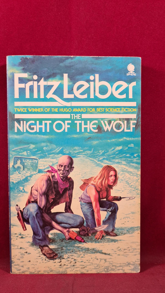 Fritz Leiber - Night of the Wolf, Sphere Books, 1976, Paperbacks