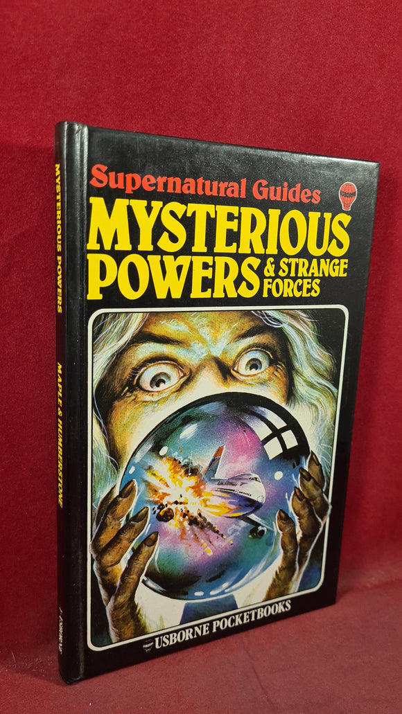 Lynn Myring - Mysterious Powers & Strange Forces, Usborne, 1979