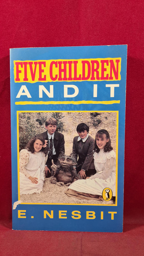 E Nesbit - Five Children And It, Puffin Books, 1959, Paperbacks