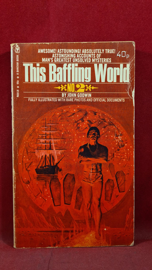 John Godwin - This Baffling World Number 2, Bantam Books, 1973, Paperbacks