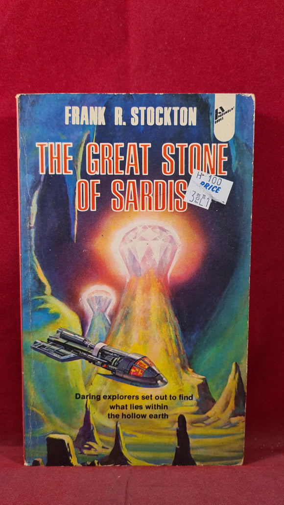 Frank R Stockton - The Great Stone of Sardis, Paramount Books, no date, Paperbacks