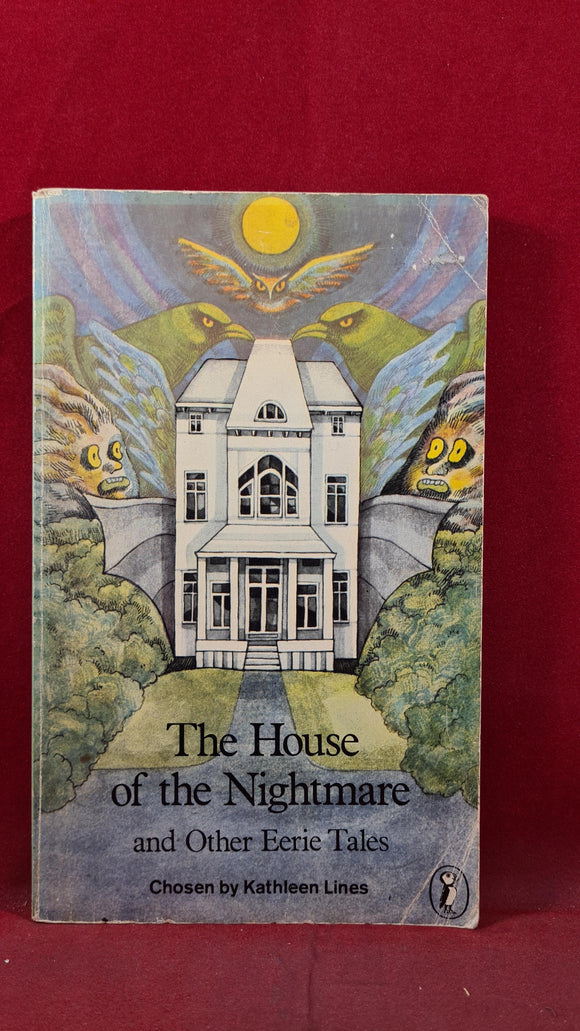 Kathleen Lines - The House of the Nightmare, Penguin Books, 1973, Paperbacks