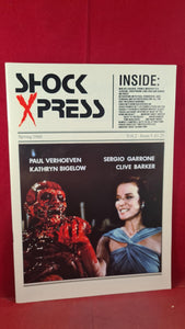 Shock XPress Volume 2 Issue 3 Spring 1988