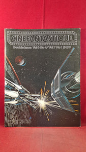 Cinefantastique Double Issue Volume 6 Number 4/Volume 7 Number 1 1978, Star Wars