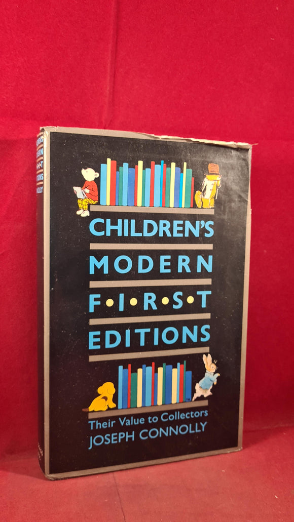 Joseph Connolly - Children's Modern First Editions, Macdonald Orbis, 1988