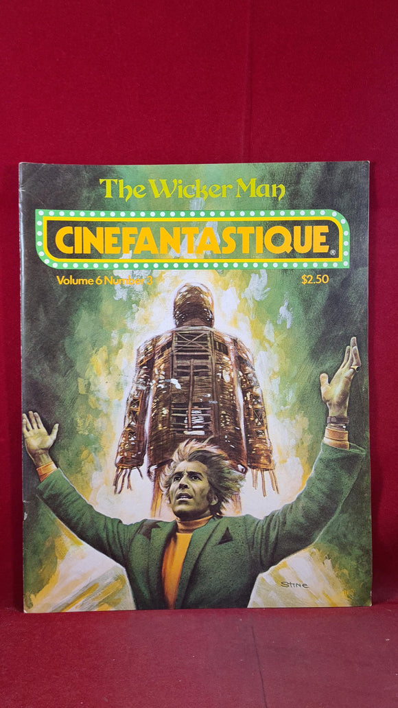 Cinefantastique Volume 6 Number 3 Winter 1977