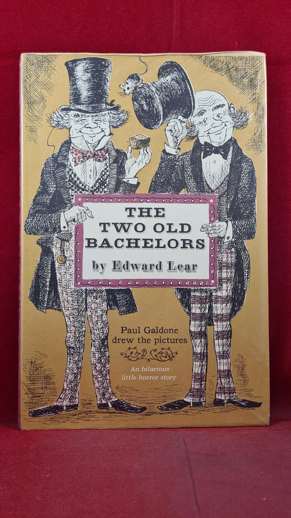 Edward Lear - The Two Old Bachelors, World's Work, 1975