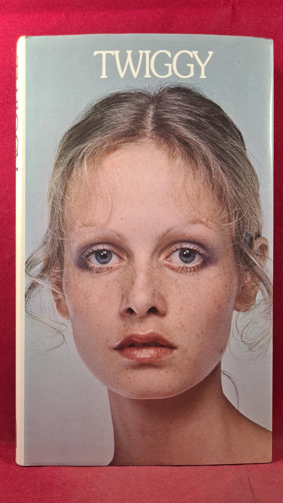 Twiggy - An Autobiography, Hart-Davis, 1975, First Edition, Signed, Inscribed