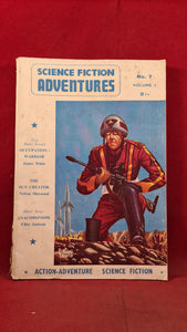 Science Fiction Adventures Volume 2 Number 7 1959