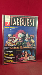 Starburst Number 121 September The Fantasy Media Magazine