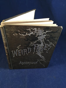 Weird Tales - American, William Paterson