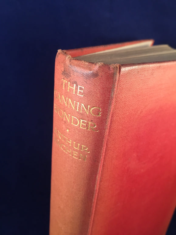 Arthur Machen - The Canning Wonder , Chatto & Windus, 1925, 1st Edition