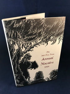 The Ash-Tree Press Annual Macabre 2001, Limited to 500 Copies
