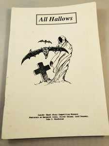 All Hallows 5 - 1994, The Journal of the Ghost Story Society