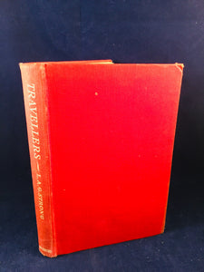 L. A. G. Strong - Travellers, Thirty-one Selected Short Stories, Preface Frank Swinnerton, Methuen 1945, 1st Edition