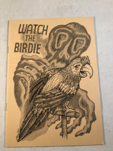 Ramsey Campbell - Watch the Birdie, Haunted Library 1984, Rosemary Pardoe, Copy number 18/100 Signed by Ramsey Campbell