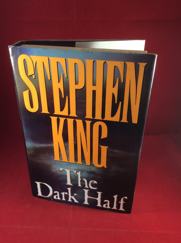 Stephen King, The Dark Half, Viking Press, 1989, First Edition.
